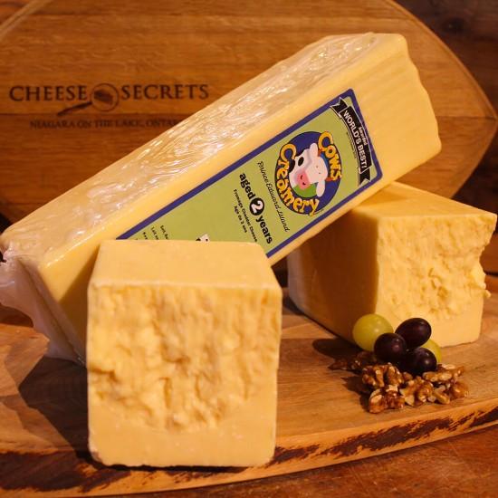 2 Year Old Cheddar- Cows Creamery (100g)