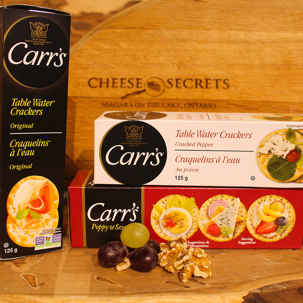 Carr's Crackers (125g)