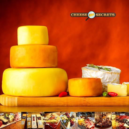 Bleu Ermite- Canadian Blue Cheese (100g)