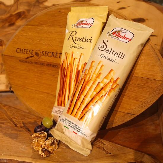Valledoro Grissini - Gourmet Breadsticks (100g)