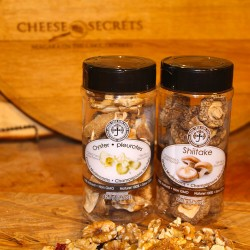 Dried Mushrooms (Oyster & Shiitake) (42.5g)
