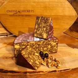 Irish Porter Cheddar- Cahill (100g)