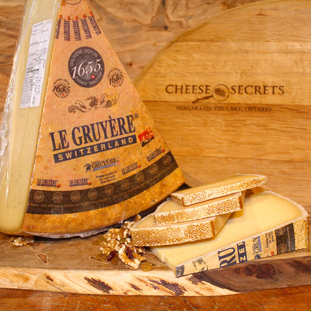 Le Gruyere Switzerland (100g)