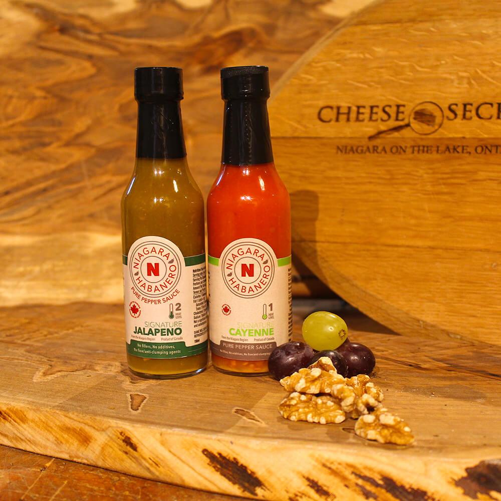 Niagara Habanero - Pure Pepper Sauce (150ml)