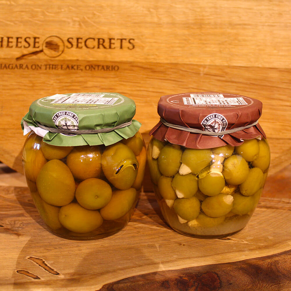 Olives Gordal (580ml)