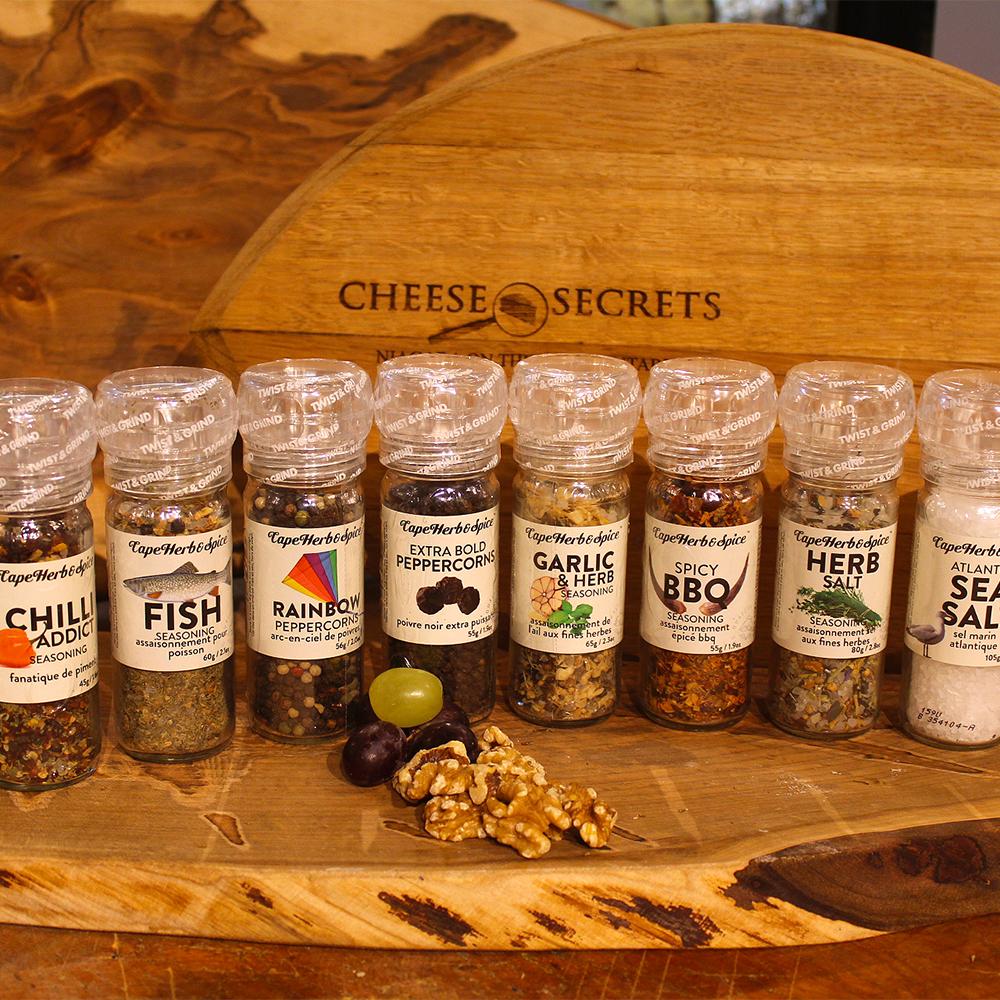 Cape Herb & Spice - Salts & Seasoning (130g)