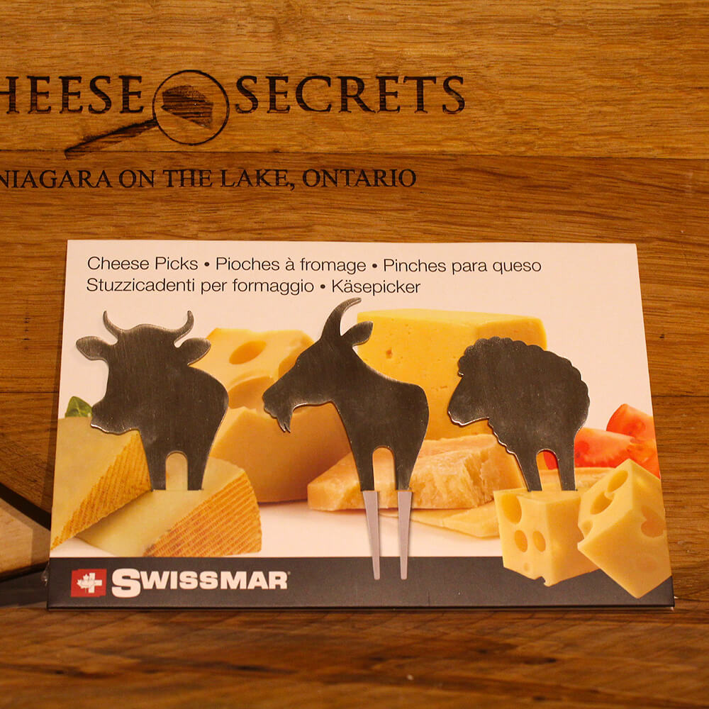 "Swissmar Cheese Picks (2.5"")"
