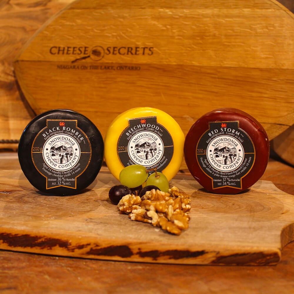 Welch Cheddar (100g)